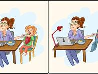 Đây là những điều cha mẹ nào cũng làm, nhưng chẳng mấy ai chịu thừa nhận