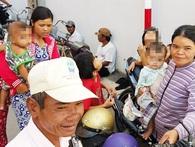 Gia đình trúng số 92 tỷ đồng bị người khó khăn vây xin tiền