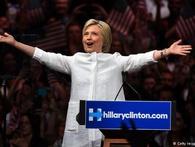 Hillary Clinton tuyên bố chiến thắng, chỉ trích Donald Trump