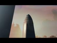 """""""Loài người sẽ sống trong những vòm trắc địa bằng kính trên Sao hỏa"""" - Elon Musk tiên đoán"""
