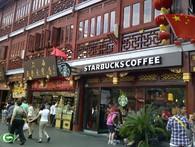 Trong vòng 5 năm tới, cứ mỗi ngày Starbucks sẽ mở một cửa hàng mới ở Trung Quốc