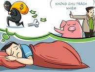 Hí họa: Vietcombank cảnh báo Money Lover - Ai sẽ bảo vệ người tiêu dùng?