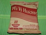 Những thương hiệu mì gói lâu đời của người Việt