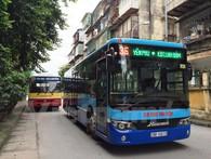 Hà Nội đưa hàng loạt xe buýt mới có wifi miễn phí vào hoạt động