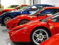 Bộ sưu tập siêu xe tỷ đô của quốc vương Brunei