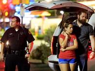 Nhân chứng vụ bắn cảnh sát ở Mỹ: 'Tôi tưởng đó là pháo hoa'