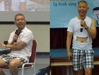"""Phó hiệu trưởng ĐH Hoa Sen mặc quần đùi, áo thun trong giờ giảng bài: """"Tôi mặc như vậy để dạy sinh viên tư duy sáng tạo!"""""""