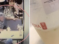 """Khách quay clip trà sữa Gong Cha có giòi, giám đốc cửa hàng lên tiếng: """"Hai vị khách này rất đáng nghi"""""""