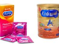 Durex toan tính gì khi thâu tóm một trong những công ty sữa trẻ em lớn nhất thế giới?