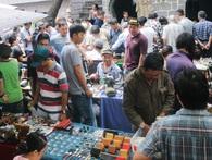 Người Sài Gòn mua đồ cổ: Định giá bằng.. miệng, lớ ngớ là bị hớ