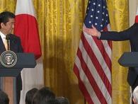 """Vì sao Trump không đeo tai nghe nhưng vẫn """"gật và cười"""" khi Thủ tướng Nhật phát biểu?"""