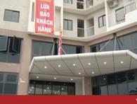 """Dự án Happy Star Long Biên bị tố sai phạm: Chủ đầu tư """"trốn"""" biệt tăm!"""