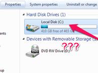 Vì sao máy tính nào cũng có ổ C, lý do đằng sau sẽ khiến bạn bất ngờ