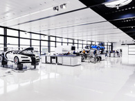 """Bên trong nhà máy sản xuất """"ông hoàng tốc độ"""" Bugatti Chiron"""