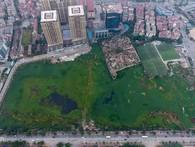 Hàng loạt chung cư ăn theo quy hoạch công viên hồ điều hòa