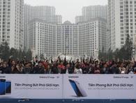Samsung sẽ không tổ chức xếp hàng mua Galaxy S8 giá rẻ tại Việt Nam, vỡ mộng kiếm tiền nhanh gọn như hồi S7