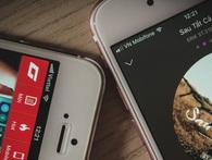 iOS 11 quay về sử dụng cột sóng như thời iOS 6 trở về trước, phải chăng là để đón đầu thiết kế mới của iPhone 8?