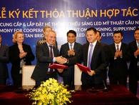 Tập đoàn Sun Group tài trợ một số công trình chiếu sáng tại Hà Nội