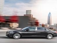 Mercedes-Maybach S 400/S 500 sẽ ra mắt tại Việt Nam vào tuần sau