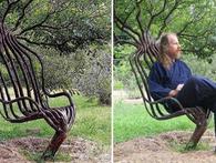 """Anh chàng bị chê dở hơi vì quyết theo nghề """"trồng ghế"""", chục năm sau bán cả nghìn USD một chiếc vẫn chẳng có hàng bán"""