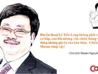 Chủ tịch Masan mượn hình tượng Lý Tiểu Long nói về chiến lược 2017: Không cơ bắp, cao lớn nhưng vẫn chiến thắng nhờ... giá trị bản thân