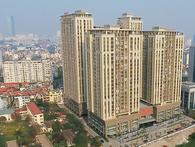 Cổng chính vào khu chung cư Home City bỗng bị rào lại, chủ đầu tư Văn Phú - Trung Kính trả lời mập mờ