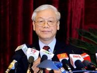 Tổng Bí thư Nguyễn Phú Trọng: Khuyến khích hình thành các tập đoàn kinh tế tư nhân đa sở hữu và tư nhân góp vốn vào các tập đoàn kinh tế Nhà nước