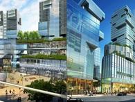 """Siêu dự án trên đất vàng trung tâm Sài Gòn của Bitexco """"rục rịch"""" triển khai"""