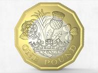 Anh thay đổi đồng xu 1 bảng Anh mới, nhiều doanh nghiệp hoang mang