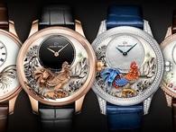 Những chiếc đồng hồ tiền tỉ ăn theo năm con gà