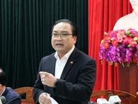 Bí thư Hà Nội: Dân có mắng chửi, cán bộ vẫn phải vui