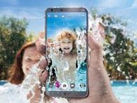 [MWC 2017] LG G6 chính thức ra mắt, không còn thiết kế module, màn hình 18:9, camera kép cùng giao diện hoàn toàn mới