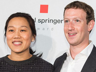 Vợ Zuckerberg có thai lần hai, chuẩn bị đón thêm một bé gái