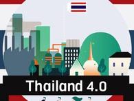 Trong khi các nước như Thái Lan hướng tới nền kinh tế 4.0, quốc gia này đã hướng đến mô hình 5.0
