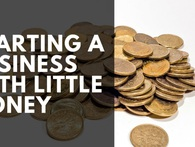Làm thế nào để bắt đầu kinh doanh khi gần như không có tiền?
