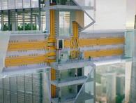 Áp dụng công nghệ trên tàu siêu tốc shinkansen Nhật Bản, người Đức phát minh lại thang máy