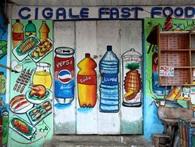 Không cần biển hiệu quảng cáo, đây là cách mời gọi khách hàng vô cùng độc đáo của các doanh nghiệp Somali