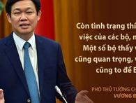 """Phát ngôn nổi bật trong phiên chất vấn Bộ trưởng Nguyễn Chí Dũng: """"Một số bộ thấy việc gì cũng quan trọng, việc gì cũng to để bộ làm"""""""