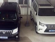 Doanh nghiệp tặng xe Lexus cho Cà Mau để đi kiểm tra hạn hán