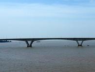 Ngắm nhìn cây cầu vượt biển dài nhất Việt Nam với mức đầu tư gần 12.000 tỷ