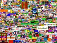 Trang web quảng cáo 1 triệu pixel độc nhất thế giới giờ ra sao?
