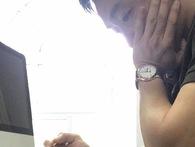 Cổ phiếu QCG lên đỉnh 6 năm, doanh nhân Nguyễn Quốc Cường đăng ảnh đầy tâm trạng trên Facebook