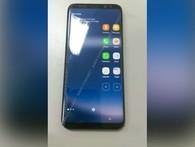Galaxy S8 lộ ảnh thực tế: Viền siêu mỏng, có thư mục bí mật