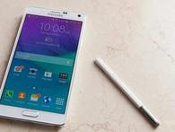 Hàng loạt pin Samsung Galaxy Note 4 bị thu hồi vì nguy cơ cháy nổ