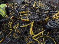 Bùng nổ start-up cho thuê xe đạp khiến đô thị Trung Quốc nhếch nhác