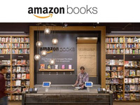 Amazon ra mắt cửa hàng sách vật lý đầu tiên trong lịch sử