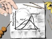 Đàn ông vừa ngu ngốc vừa thông minh hơn phụ nữ
