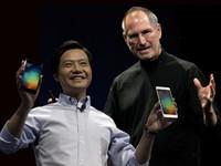 Sự giống nhau 'đáng ngờ' giữa Xiaomi Trung Quốc với Apple