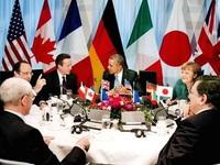 [Infographics] Các quốc gia công nghiệp phát triển thế giới G7