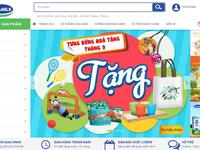 Vinamilk lần đầu đem sữa và kem lên bán online